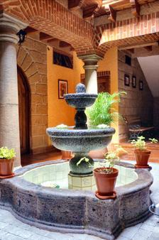 Mexsuites Casa Azul B&B - Πόλη του Μεξικού - Θέα στην ύπαιθρο
