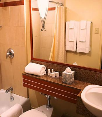 Courtyard by Marriott San Juan Miramar - San Juan - Bad