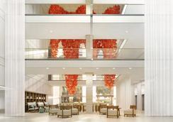巴塞隆納希爾頓酒店 - 巴塞隆拿 - 巴塞隆納 - 大廳