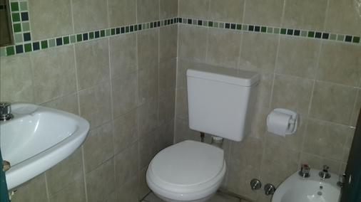 Hostel Sol de Oro - Μπουένος Άιρες - Μπάνιο