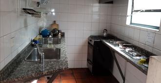Hostel Sol de Oro - Buenos Aires - Kök