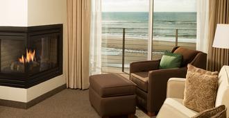 Pelican Shores Inn - לינקולן סיטי - נוחות החדר