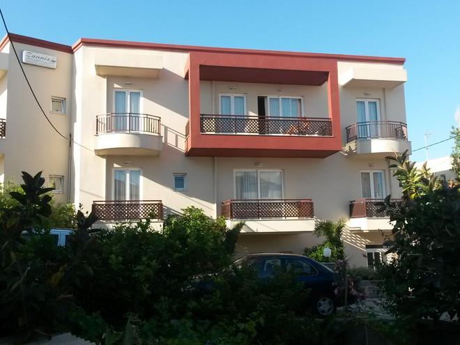 Zannis Hotel - Rethymno - Building
