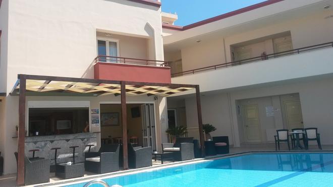 Zannis Hotel - Rethymno - Pool
