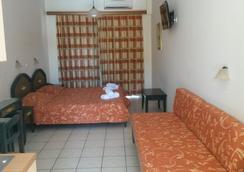 Zannis Hotel - Rethymno - Bedroom