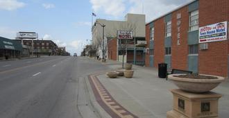 Town House Motel Arkansas City - Arkansas City - Vista del exterior