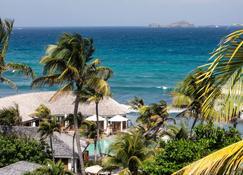 Hotel Manapany - Gustavia - Widok na zewnątrz