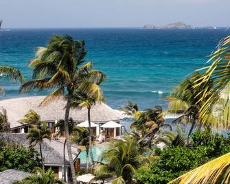 Hotel Manapany - Gustavia - Buiten zicht