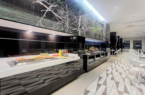 Hotel Olmeca Plaza - Villahermosa - Buffet