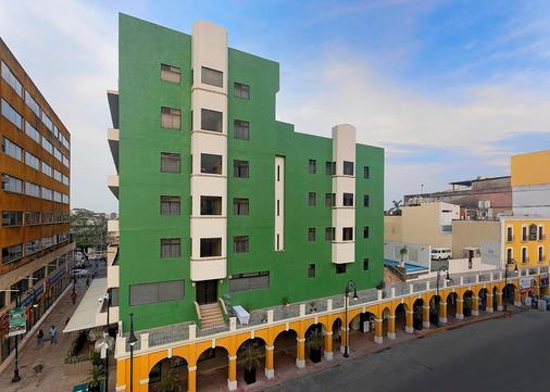 Hotel Olmeca Plaza - Villahermosa - Building