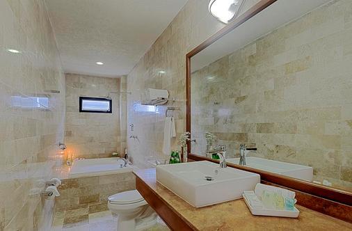 Hotel Olmeca Plaza - Villahermosa - Bathroom