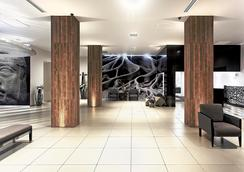 Hotel Olmeca Plaza - Villahermosa - Lobby