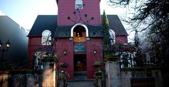Excelsior Inn - Eugene - Gebouw