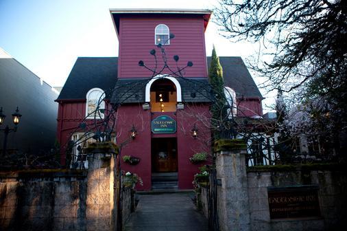 Excelsior Inn - Eugene - Rakennus