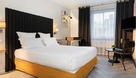 Hôtel Axotel Lyon Perrache - Lyon - Bedroom