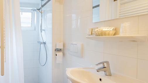 T酒店 - 阿姆斯特丹 - 浴室