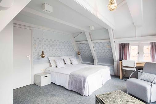 T酒店 - 阿姆斯特丹 - 臥室