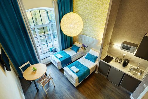 VARIANT K16 - Saint Petersburg - Bedroom