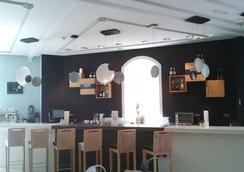 阿爾梅里亞大教堂酒店 - 阿爾梅利亞 - 餐廳