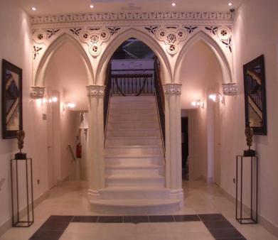 阿爾梅里亞大教堂酒店 - 阿爾梅利亞 - 門廳