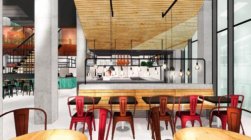 The Student Hotel Eindhoven - Eindhoven - Bar