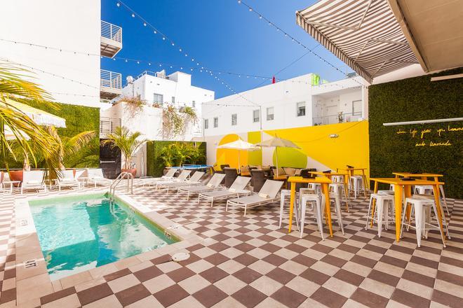 Clinton Hotel South Beach - Miami Beach - Pool