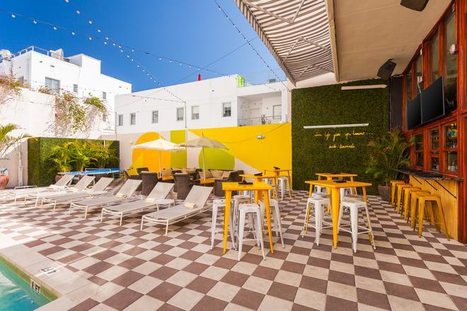 Clinton Hotel South Beach - Miami Beach - Restaurante