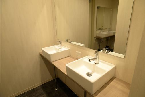 Hiromas Hostel Kotobuki - Tokyo - Bathroom