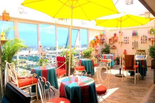 Hotel Vila Santa - Lima - Mái nhà