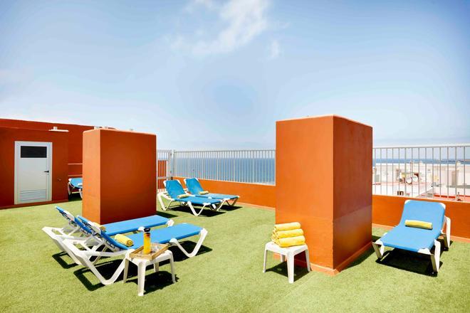 菲伊坎酒店 - 大加那利島拉斯帕爾瑪斯 - 拉斯帕爾馬斯 - 露天屋頂