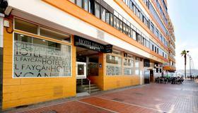 Hotel Faycán - Las Palmas de Gran Canaria - Edificio