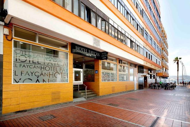 菲伊坎酒店 - 大加那利島拉斯帕爾瑪斯 - 拉斯帕爾馬斯 - 建築