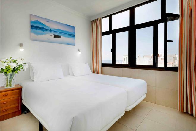 菲伊坎酒店 - 大加那利島拉斯帕爾瑪斯 - 拉斯帕爾馬斯 - 臥室