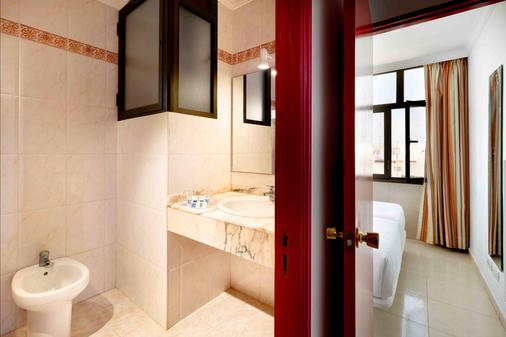 菲伊坎酒店 - 大加那利島拉斯帕爾瑪斯 - 大加那利島拉斯帕爾馬斯 - 浴室