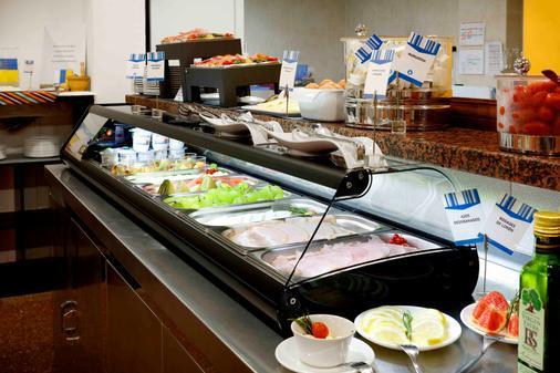 菲伊坎酒店 - 大加那利島拉斯帕爾瑪斯 - 大加那利島拉斯帕爾馬斯 - 自助餐