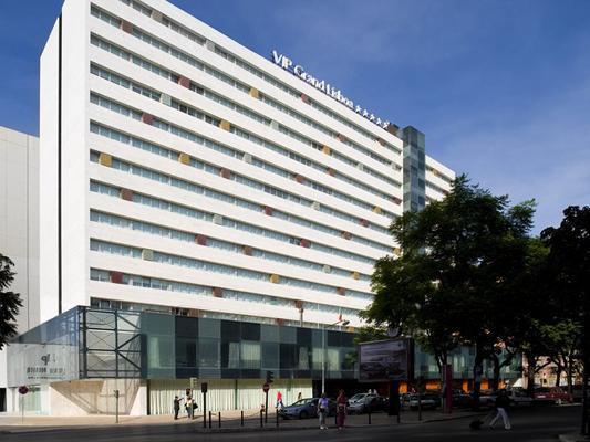 Vip Grand Lisboa Hotel & Spa - Λισαβόνα - Κτίριο