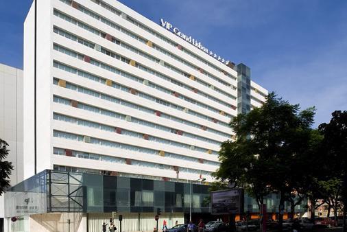 Vip Grand Lisboa Hotel & Spa - Lissabon - Rakennus