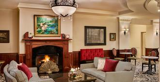 French Quarter Inn - Charleston - Lounge