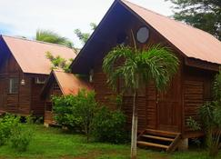 Hotel Cabanas La Teca - Liberia - Slaapkamer