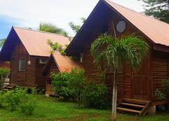 Hotel Cabanas La Teca - Liberia - Schlafzimmer