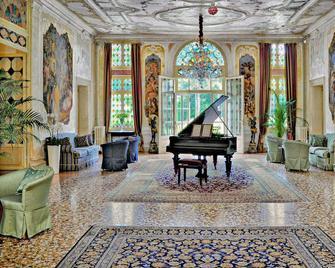 Hotel Villa Condulmer - Mogliano Veneto - Lobby
