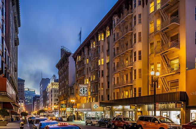 Handlery Union Square Hotel - San Francisco - Edificio