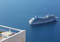 Galini Hotel - Firostefani - Cảnh ngoài trời