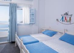 Galini Hotel - Firostefani - Bedroom