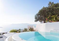 Galini Hotel - Firostefani - Bể bơi