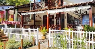 謝里夫旅館 - 聖保羅山 - 莫羅聖保羅 - 建築