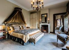 Chateau d'Urspelt - Clervaux - Bedroom