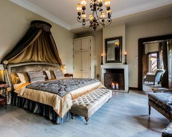 Chateau d'Urspelt - Clervaux - Спальня