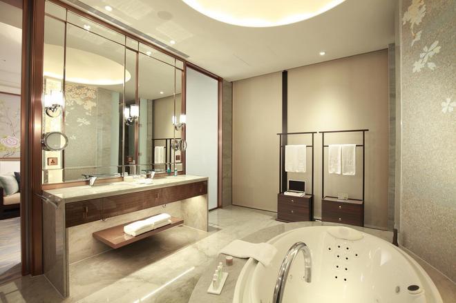 台北美福大飯店 - 台北 - 浴室