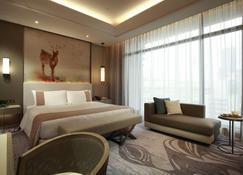 โรงแรมแกรนด์เมย์ฟูล ไทเป - ไทเป - ห้องนอน